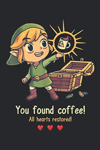 You Found Coffee! All Hearts Restored!: You