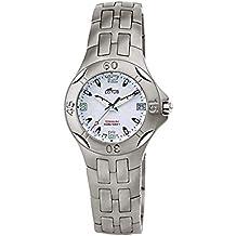 Reloj Lotus 15186 1 de cadete en Titanio con Calendario y Resistente al Agua  hasta 61fc46d54e4f