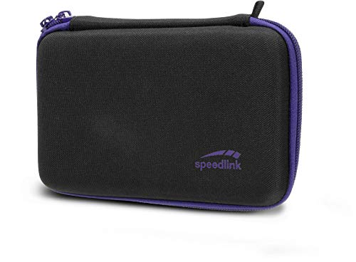 Speedlink SL-540200-PE Caddy Padded Storage Case für N2DS XL Lila