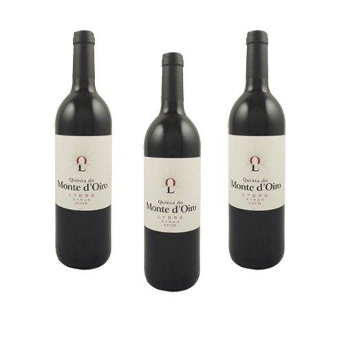 Quinta do Monte dŽoiro Lybra Syrah - Vino Rosso - 3 Bottiglie