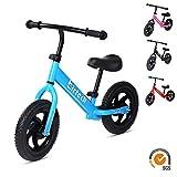 Best Balance Bikes - Balance Bike for 2,3,4,5,6 Years old,Blue Balance Bike Review