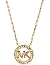 Michael Kors Women's Chain Stainless Steel Gold MKJ4732710