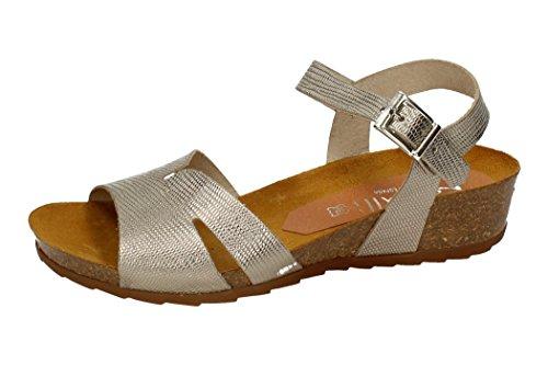 KARRALLI Donna sandali Oro