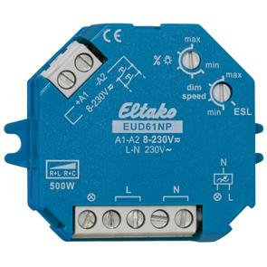 Price comparison product image Eltako Dimmer Switch, EUD61NPN UC