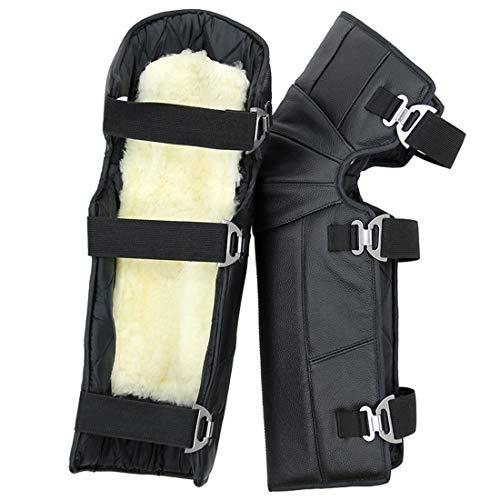 ERSD Motorradfahren Knieschoner Wasserdicht Winddicht Warm Outdoor Winter Schutzausrüstung Qualität Schutz Multifunktions Professionelle Atmungsaktive Fitness Unterstützung Sicherheit -