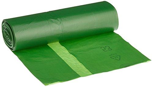 Müllsäcke DEISS PREMIUM grün, 60 my, 70 Liter