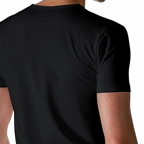Günstig 2er Pack Mey Herren Shirt - 46007 Serie Dry Cotton - Mit V ... 5ab6d48423