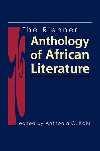 Pdf african anthology rienner of literature
