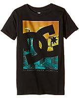 DC Clothing Boy's Curbate Short Sleeve T-Shirt