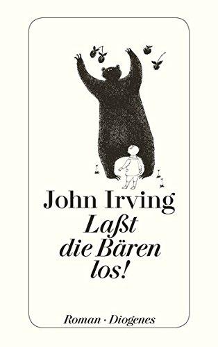 Buchseite und Rezensionen zu 'Laßt die Bären los!' von John Irving