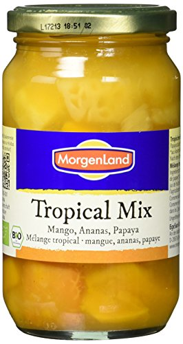 MorgenLand Bio-Tropical Mix, 3er Pack (3 x 360 g)