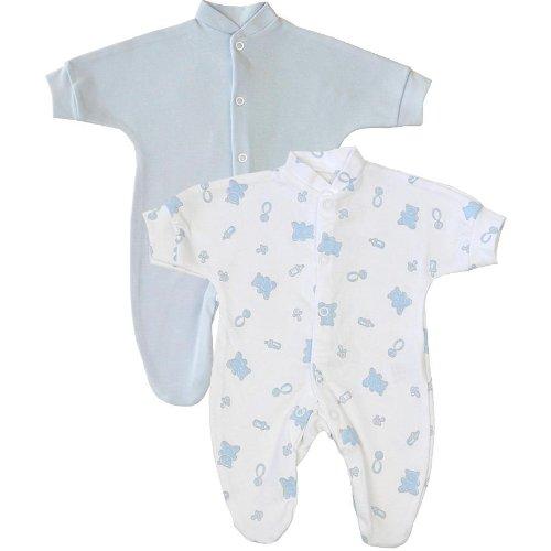 prematura-primi-vestiti-dei-neonati-confezione-da-2-tutine-babygros-0-colore-blu