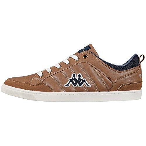 Kappa ROOSTER Herren Sneakers Braun/Blau