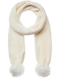 Codello Damen Schal mit Bommeln