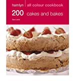 (HAMLYN ALL COLOUR COOKBOOK 200 CAKES & BAKES) BY LEWIS, SARA[ AUTHOR ]Paperback 04-2008