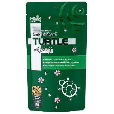 Mangime per tartarughe saki hikari turtle m 45 grammi