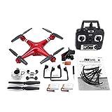 Delicacydex SH5H 2,4g FPV-Drohne mit 1080p-Weitwinkel-HD-Wifi-Live-Video-Headless-Modus-Schwerkraft-Sense-Return-Taste RC Quadcopter