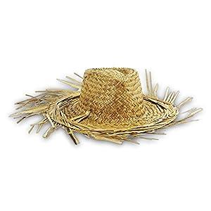 8-x-paja-sombrero-hawaii-con-flecos-sombrero-de-paja-Talla-nica