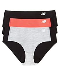 New Balance Womens Laser Hipster Panty 3-Pack