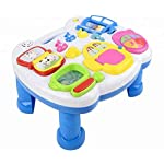 Play & Learn Intelligent Table Sound Multi-function Baby Learning Toy with Light