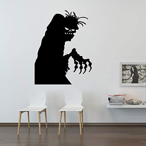 Halloween Teufel Aufkleber Halloween Party Wandtattoos Für Fenster Und Hintergrund Von Home School Office Shop Shopping58 * 44 cm