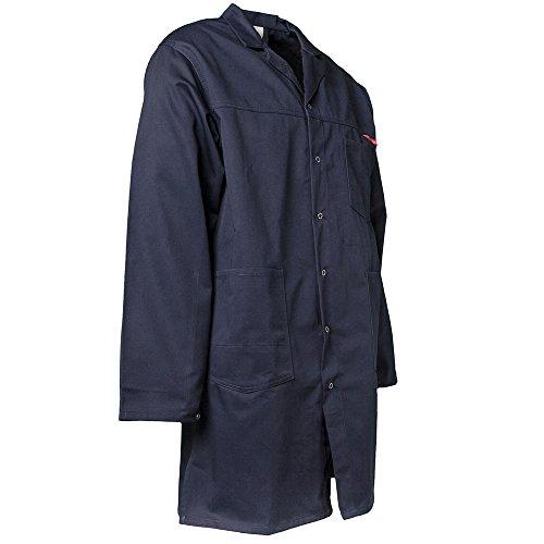 Planam mg260lavoro cappotto blu Blu scuro