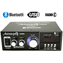 precio de amplificador mas barato de 220v 40w en amazon