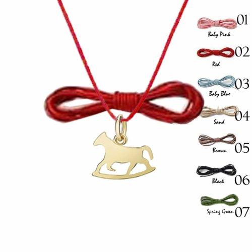 fashionidea-jewellery-charms-argento-sterling-925-gold-cavallo-a-dondolo