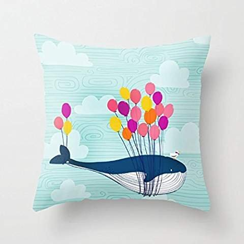kpoeuy-flight-of-the-whale-cotton-canvas-square-decorative-throw-pillow-case-cushion-cover-modern-de