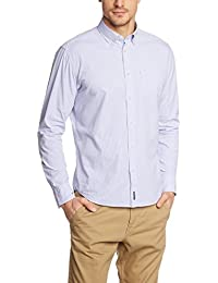 Marc O'Polo S21 1068 42382 - Chemise Casual - coupe droite - Manches Longues - Homme