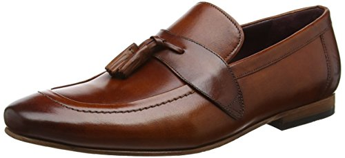 Ted Baker Herren Grafit Slipper, Braun (Tan), 42 EU -