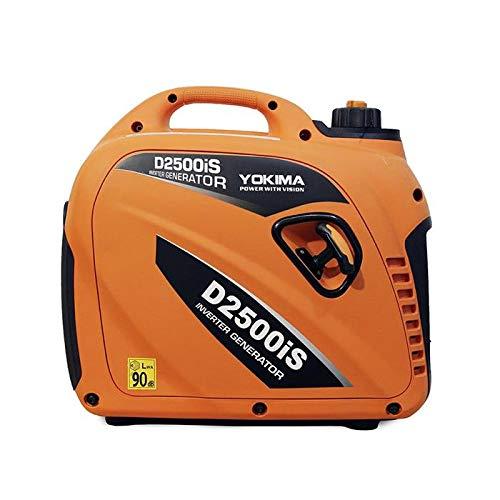 Generatore di corrente silenziato - 2200 w portatile inverter 16a 68 db ultima generazione presa usb tensione 230v 16a alimentazione benzina 4 tempi adatto auto camper campeggio