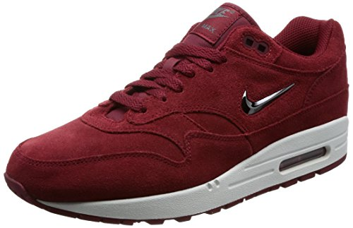 Nike AIR MAX 1 PREMIUM SC/ROUGE Team Red/Metallic Dark Grey