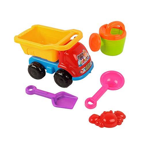 Hukangyu1231 I giocattoli per bambini, i giocattoli educativi p Set ATV di 5 set, Giocattoli educativi per bambini Play Home Set da spiaggia per ragazzi da bambino Età 3+