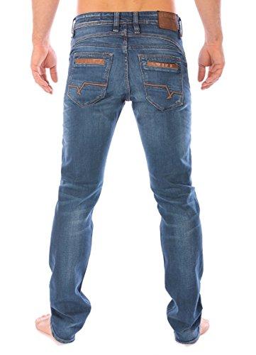Kaporal Herren Jeanshose Art Blau