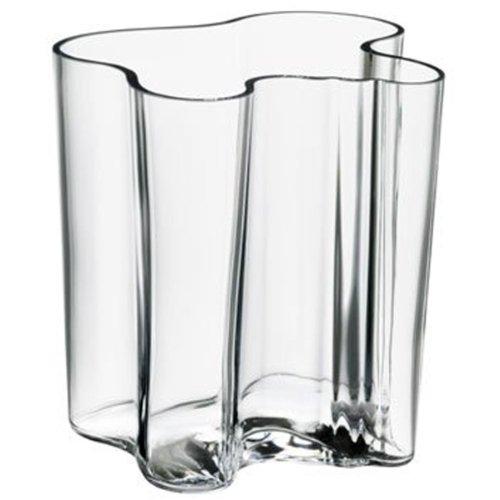 Iittala 000448 Aalto Vase 200 mm, klar