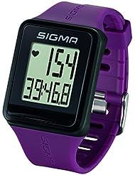Sigma Id.Go Montre Cardio Fréquencemètre Mixte