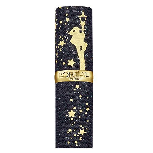 L'Oréal Paris Color Riche Rossetto Lunga Durata, Edizione Limitata Disney Mary Poppins, Idea Regalo Donna, Finish Satinato, Rosso 265