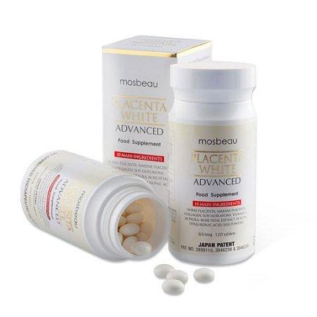Mosbeau Plazenta White Advanced Tabletten