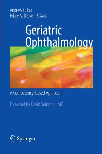 Geriatric Ophthalmology: A Competency-based Approach (2009-10-06)