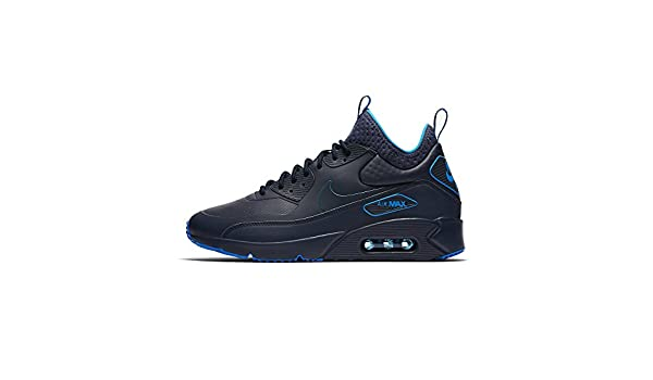 new arrival 50c3a ad89c NIKE Air Max Ultra 90 Mid Winter Obsidian-Thunder Blue AA4423-400   Amazon.co.uk  Shoes   Bags
