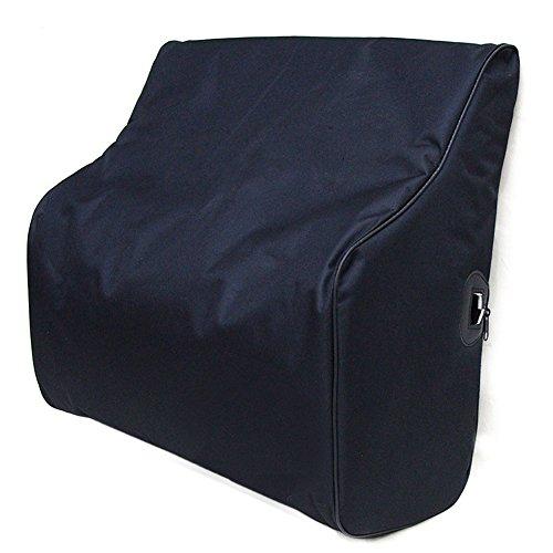 Tragbar Akkordeon Fall Akkordeon Tasche Akkordeon Gigbag Premium Transporttasche für Melodeon Tasche 420Oxford Stoff (hzc18) 120Bass Schwarz  -