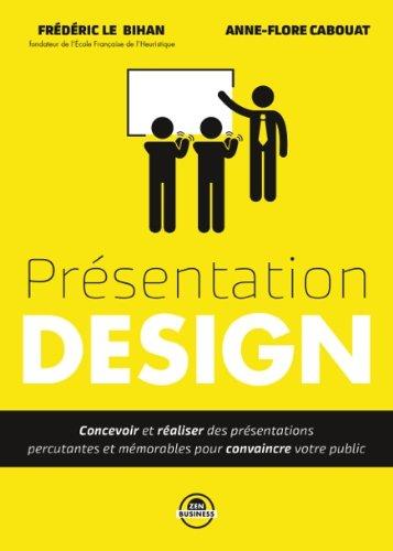 Présentation Design par Frédéric le Bihan