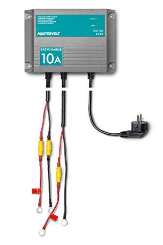 Mastervolt EasyCharge 10A 12V 5A 24V- Cargador baterías