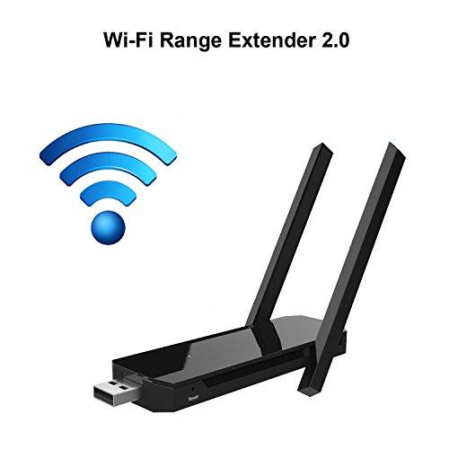 COOSA USB Wi-Fi portatile Range Extender ripetitore