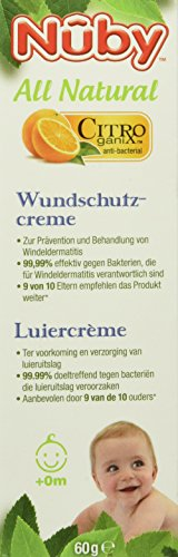 Nuby All Natural Wundschutzcreme (1 x 60 ml)