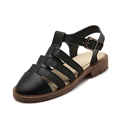 summer-institute-of-korean-flat-bottom-wind-baotou-women-sandals-student-shoes-velcro-girl-shoes-a-f