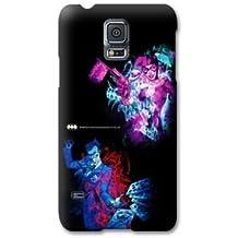 Case carcasa Samsung Galaxy Note 4 WB License Batman 2 - joker queen N