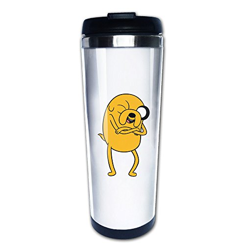 duola Jake der Hund Edelstahl Tumbler Kaffee Tassen, Becher und Tumbler
