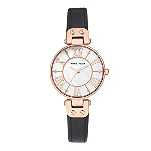 ANNE KLEIN Reloj de Pulsera Conectado. AK/N2718RGBK